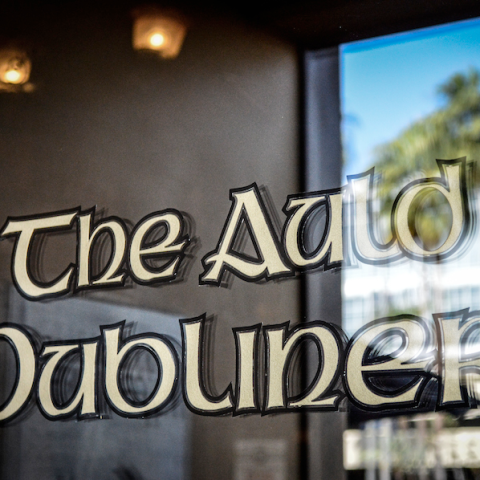 Come enjoy great food at Auld Dubliner