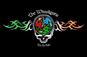 Whooligans are coming to Auld Dubliner!