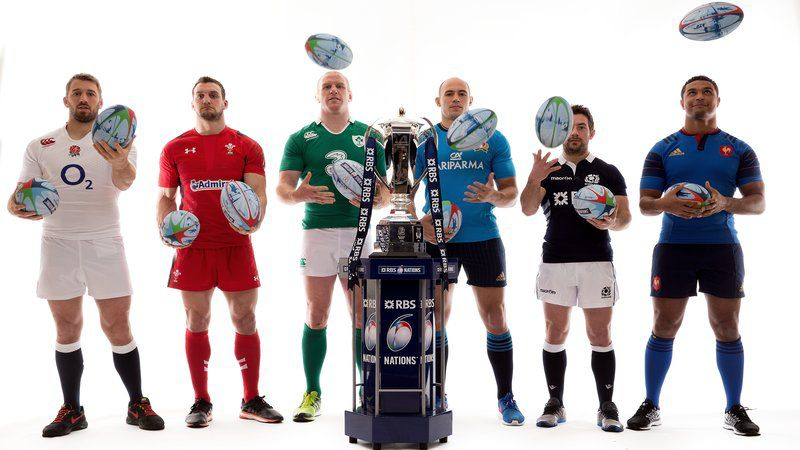 2015 RBS 6 Nations Rugby Championship Launch 28/1/2015