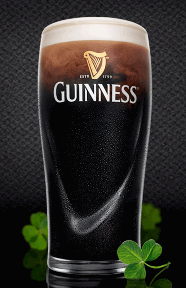 Guinness-on-st-patricks-day