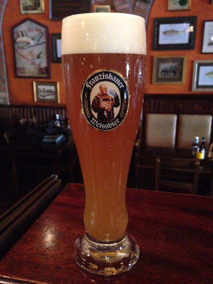 Pint-Night-Franziskaner-Weissbier
